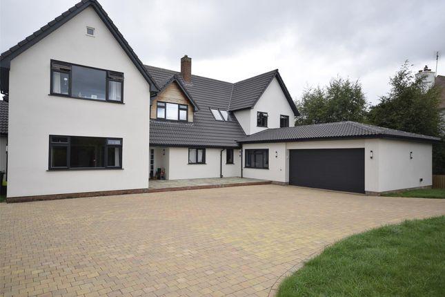 Thumbnail Detached house to rent in Grange Road, Saltford, Bristol