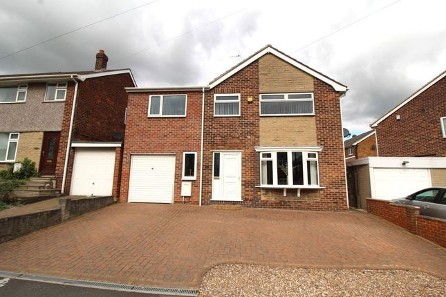 Thumbnail Detached house for sale in Howden Avenue, Skellow, Doncaster