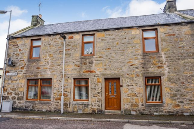 Thumbnail End terrace house for sale in Young Street, Burghead Elgin