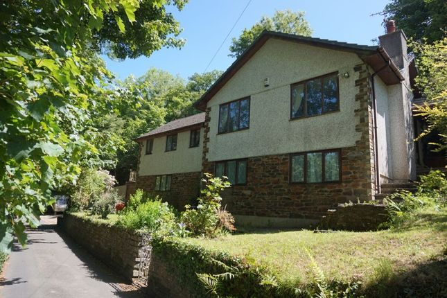 Thumbnail Detached house for sale in Wedgewood Brannel Road, Coombe, St. Austell