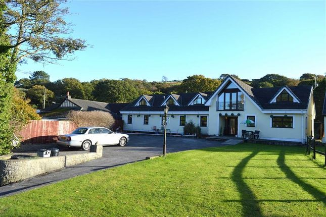 Thumbnail Detached house for sale in Dove Lodge, Penclawdd, Swansea