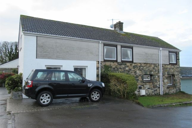 Thumbnail Town house for sale in Y Tyddyn, Fishguard Road, Newport, Pembrokeshire