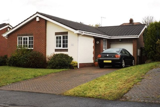 Thumbnail Bungalow to rent in Kingswell, Morpeth