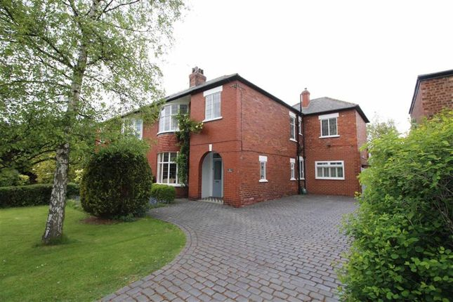Thumbnail Semi-detached house for sale in Church Lane, Acklam, Middlesbrough