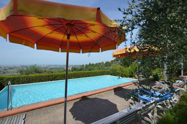 Swimming Pool of Villetta Clara, Massarosa, Lucca, Tuscany, Italy