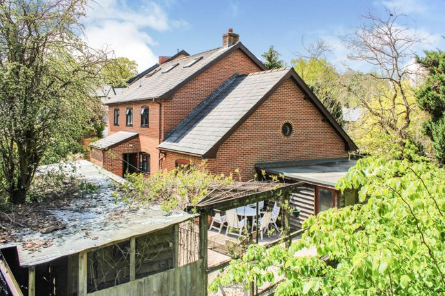 Thumbnail Detached house for sale in Howey, Llandrindod Wells