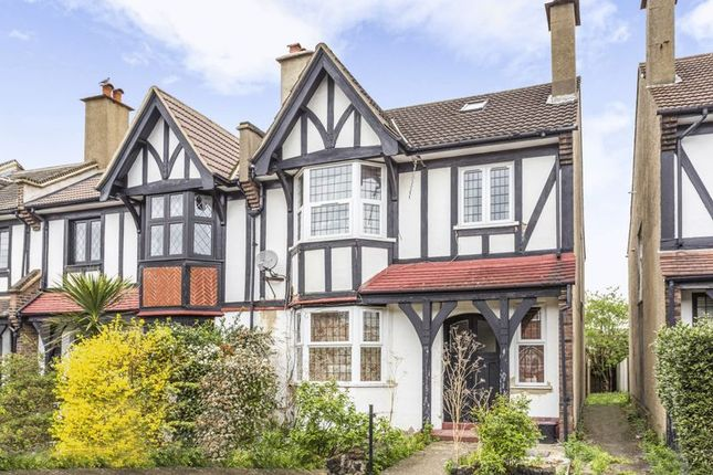 Thumbnail Semi-detached house for sale in Penistone Road, Streatham, London