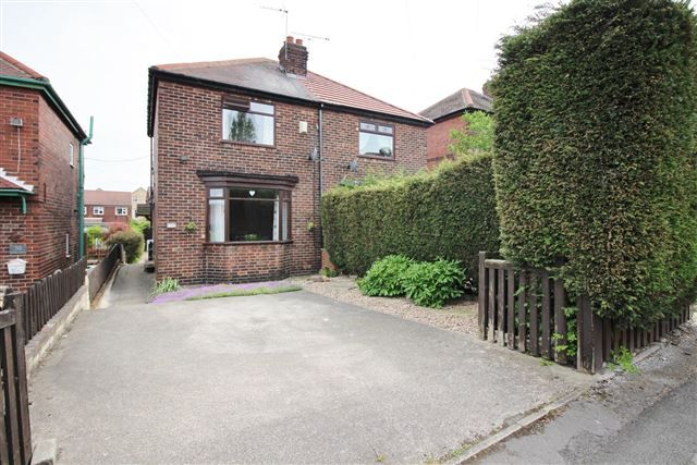 Front of Ashley Grove, Aston, Sheffield S26