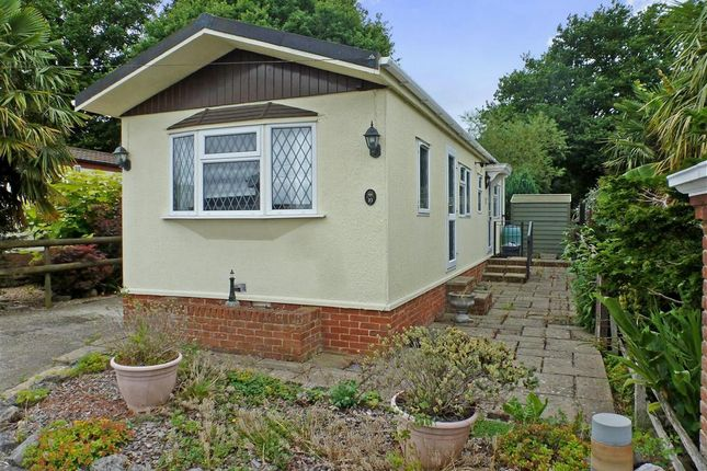 1 Bed Mobile Park Home For Sale In London Road West Kingsdown Sevenoaks