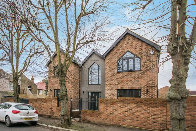 Thumbnail Detached house for sale in The Gables, Falmouth Avenue, Highams Park
