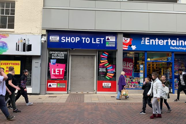 Thumbnail Retail premises to let in 13 Carr Street, Ipswich