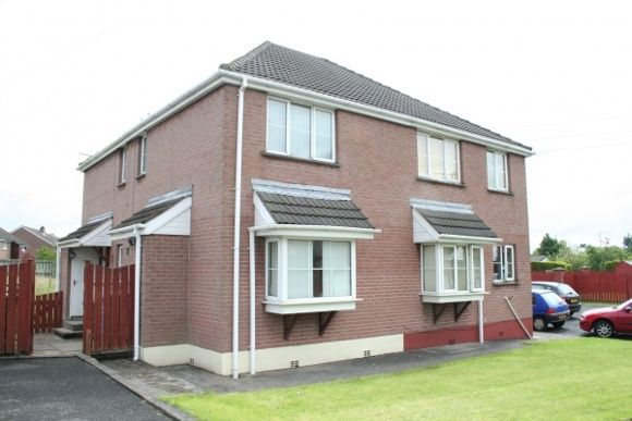 Thumbnail End terrace house to rent in Killowen Grange, Lisburn