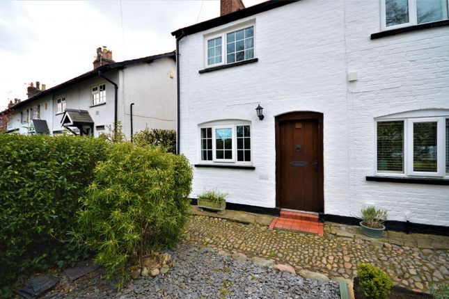 1 bed end terrace house to rent in Mobberley Road, Knutsford WA16