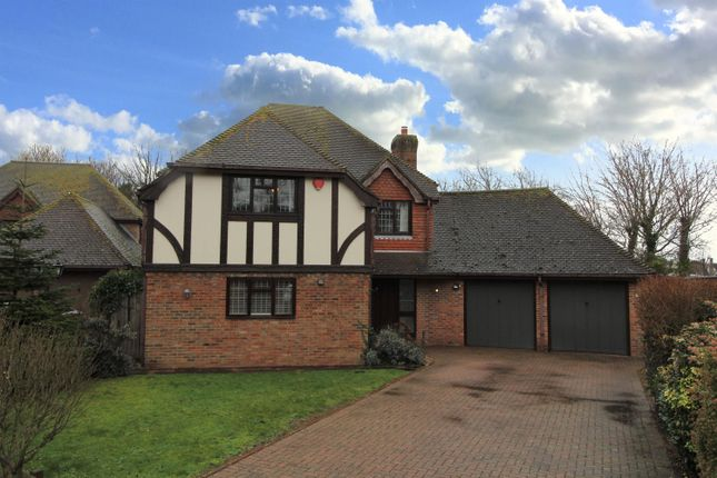 Thumbnail Detached house for sale in Orchard Drive, Littlestone