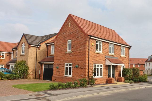 Thumbnail Detached house for sale in Kingsbrook Chase, Wath-Upon-Dearne, Rotherham