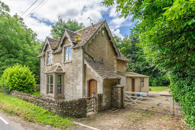 Thumbnail 2 bed cottage to rent in Upton, Tetbury