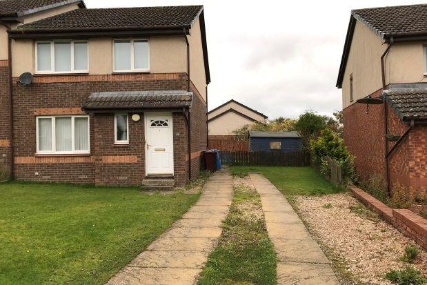 Thumbnail Property to rent in Wellburn Avenue, Lesmahagow, Lanark