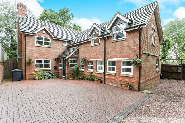 Thumbnail Detached house for sale in Rochester Close, Headless Cross, Redditch