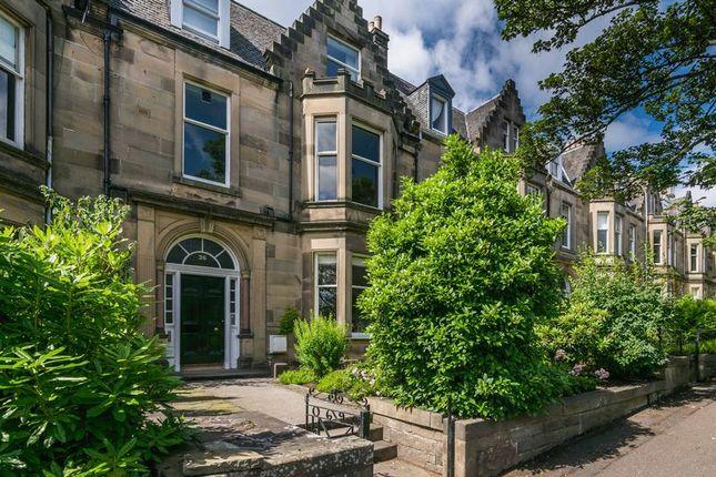 Thumbnail Flat for sale in 26/1 Murrayfield Avenue, Murrayfield, Edinburgh