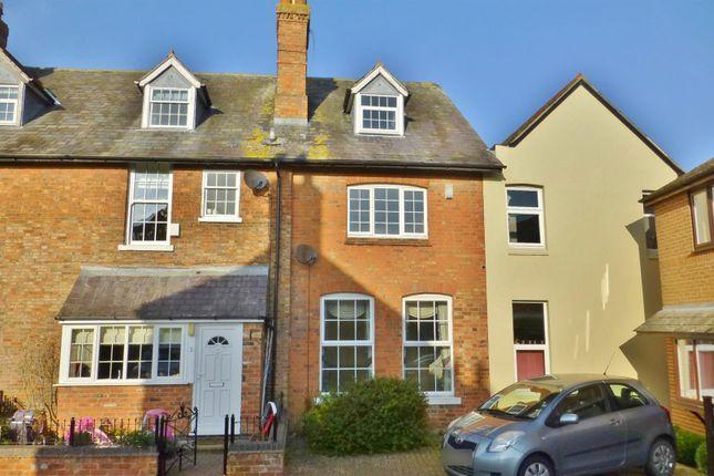 Thumbnail Terraced house to rent in Oakham Road, Whissendine, Oakham
