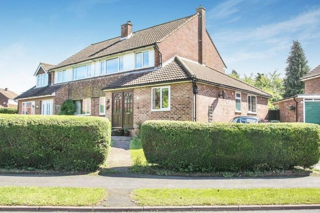 Thumbnail Semi-detached house for sale in The Pastures, Downley, High Wycombe