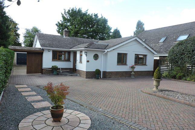 Thumbnail Detached bungalow to rent in Oakhurst Lane, West Moors, Ferndown