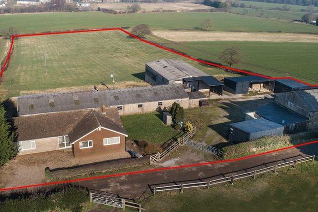 Thumbnail Farm for sale in Ockley Farm, Dyche Lane, Dronfield