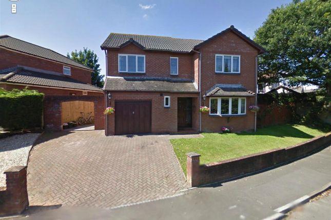 Thumbnail Detached house to rent in Clos Penglyn, Pencoed, Bridgend