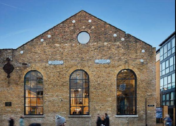 Thumbnail Light industrial to let in Westferry Road, London