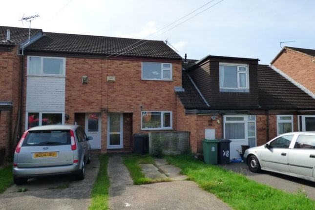 Thumbnail Terraced house to rent in Lower Meadow, Quedgeley, Gloucester