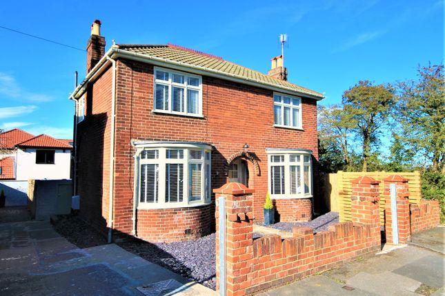 Thumbnail Detached house to rent in Milton Road, Pannal, Harrogate