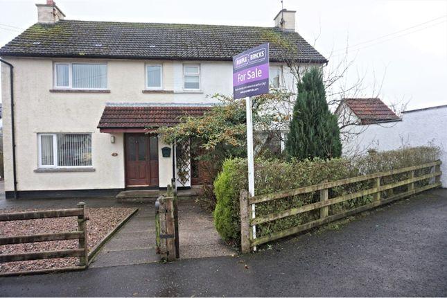 Thumbnail Semi-detached house for sale in Riverlea, Ballymena