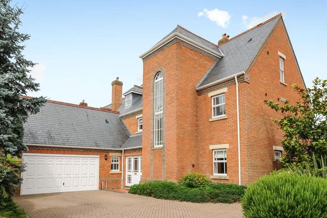 Thumbnail Detached house to rent in St Anns Park, Virginia Water