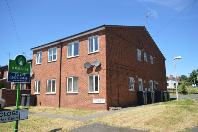 Thumbnail Flat to rent in Pine Tree Road, Bedworth