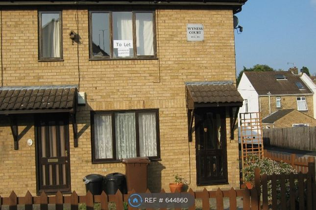 Thumbnail Maisonette to rent in Wyness Court, Strood, Rochester