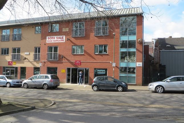 Thumbnail Flat for sale in Aberdeen Street, Nottingham