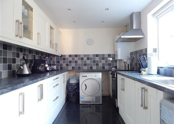 Thumbnail End terrace house for sale in Cromwell Street, Abertillery