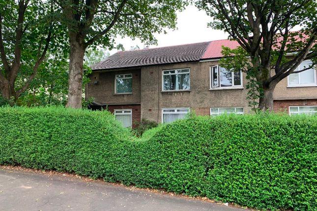 Thumbnail Flat to rent in Dorchester Avenue, Kelvindale, Glasgow
