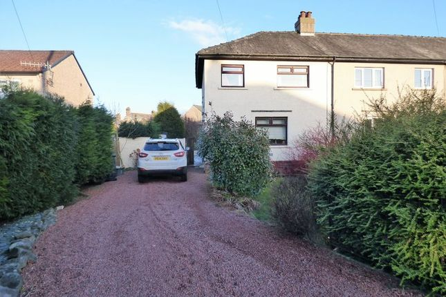 Thumbnail Semi-detached house for sale in Leslie Avenue, Caton, Lancaster