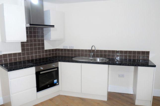 Thumbnail Flat to rent in Mitcham Road, Croydon, London