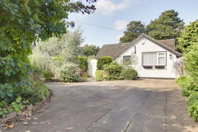 Thumbnail Detached bungalow for sale in Fairway Drive, Beeston, Nottinghamshire