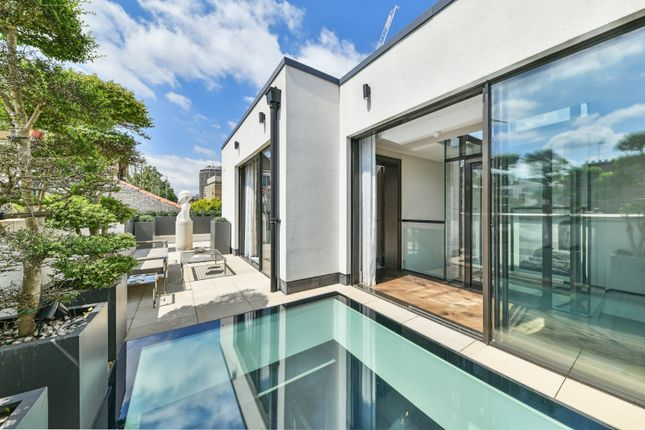 Thumbnail Detached house for sale in Grosvenor Crescent Mews, London