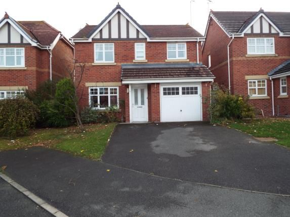 4 bed detached house for sale in Beckett Close, Colwyn Bay, Conwy