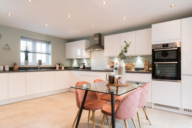Thumbnail Detached house for sale in Beeby Road, Scraptoft