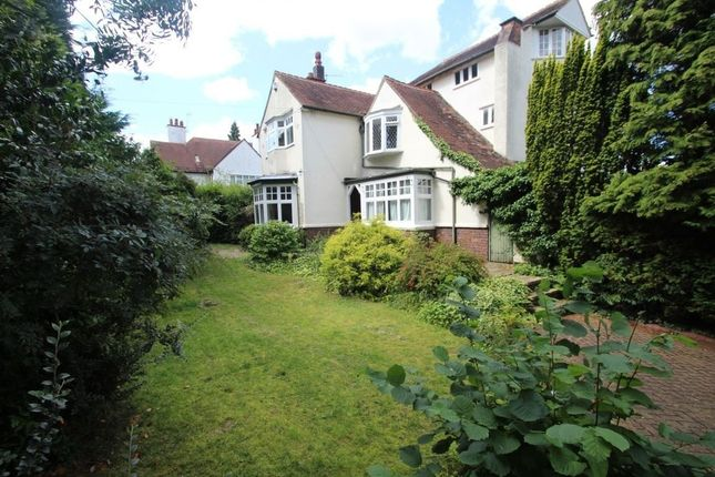 Thumbnail Property to rent in Knighton Rise, Leicester