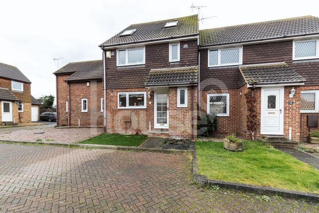 Thumbnail Terraced house for sale in Sanders Court, Minster On Sea, Sheerness