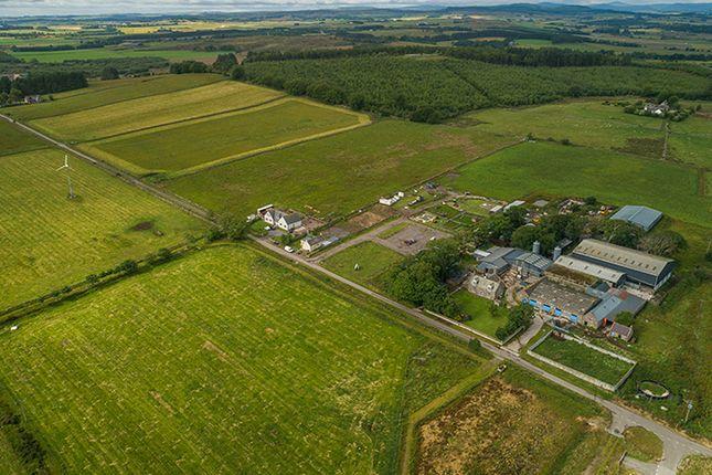 Thumbnail Farm for sale in Banchory Devenick, Portlethen, Aberdeen