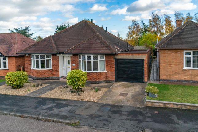Thumbnail Detached bungalow for sale in Flawforth Avenue, Ruddington, Nottingham