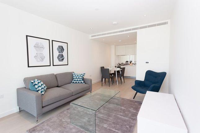 Thumbnail Flat to rent in Sky Gardens, Nine Elms