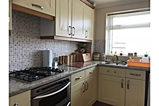 Kitchen of Airedale Gardens, Hetton-Le-Hole, Houghton Le Spring DH5
